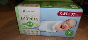 Comfort Care Diapers for Sale in Cleveland, OH