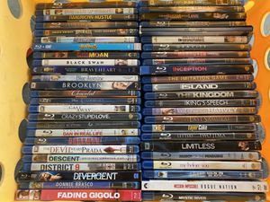 Blu-ray Movies $5 Each for Sale in Covina, CA