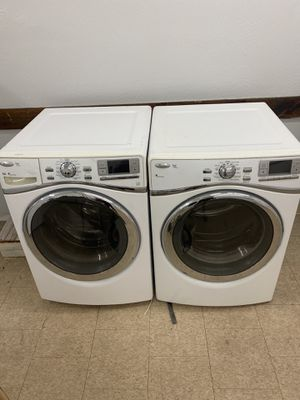 Washer and gas dryer for Sale in Hayward, CA