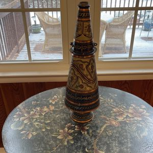 Turkish Vase- Sent From Istanbul In 1992 for Sale in Madison, CT