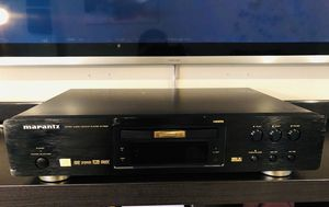 Marantz Super Audio CD-DVD Player DV7600 for Sale in Los Angeles, CA