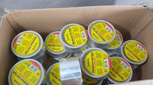 Intertape Aluminum Foil Tape 2 in. W x 10 yd. L Silver ASTM E84 Rated for Sale in Cleveland, OH
