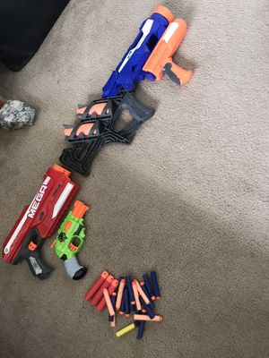 Nerf guns for Sale in Covington, WA
