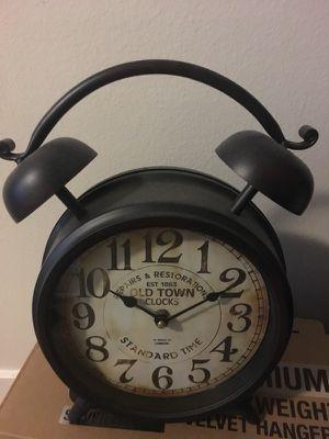 Alarm clock decor for Sale in Los Angeles, CA