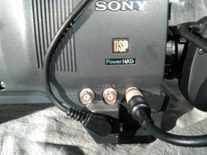 Sony DXC D30 efp Television production camera for Sale in Gaithersburg, MD