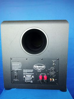 Klipsch Sw-450 Powered Subwoofer Home Theater for Sale in Oakland,  CA
