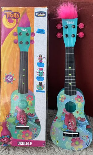Trolls First Act Discovery 4 String Ukulele for Sale in Aurora, CO