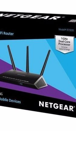 NETGEAR NIGHTHAWK WIFI 5 CABLE MODEM ROUTER for Sale in Glendora,  CA