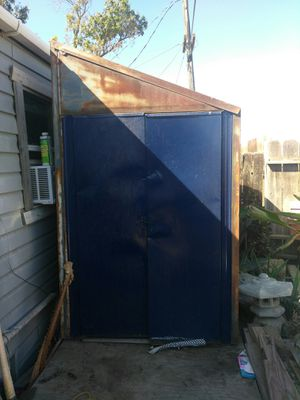 Outdoor shed for Sale in Tracy, CA