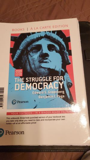 The struggle for democracy for Sale in Chino, CA