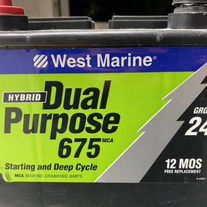 Marine Battery for Sale in Fort Lauderdale, FL