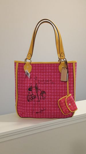 Coach Bonnie Cashin Tote - Rare - Brand New With Tags for Sale in Windermere, FL