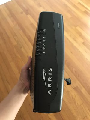Arris DG860A cable modem wireless router for Sale in Norwood, MA
