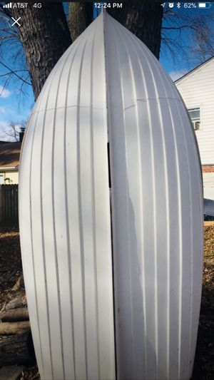 Small boat that converts to sailboat(nego price) for Sale in Woodbridge, VA