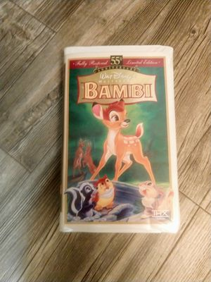 VHS Disney movies for Sale in Phoenix, AZ
