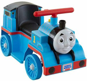 Fisher-Price BCK92 Power Wheels Thomas & Friends Train with Track for Sale in Garfield, NJ