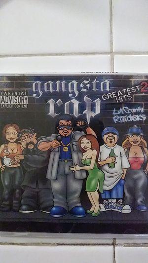 CD gangster rap for Sale in Stockton, CA
