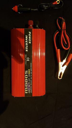 Power inverter 5000 w for Sale in Wichita, KS