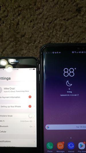 Samsung iPhone for Sale in Grand Prairie, TX