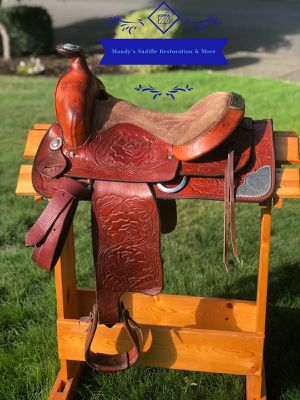 Western Saddle for Sale in Marysville, WA