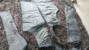 Leather biking gear for Sale in Mountain View, HI