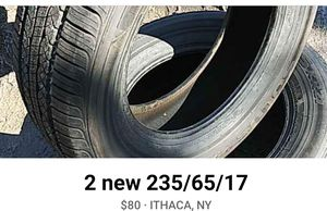 Tires all good just ask for Sale in Ithaca, NY