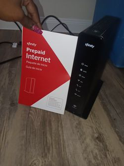 Xfinity Prepaid Internet for Sale in Houston,  TX