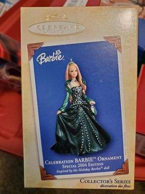 Hallmark Barbie Holiday Collection Ornaments for Sale in Richland, WA