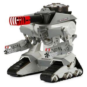 "New Bright Radio Control RC FF 12.8V M.E.C.H Grey & Black Robo Cannon 15.25"" for Sale in Fort Lauderdale, FL"