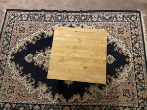 2 wood end tables for Sale in Clinton, WA