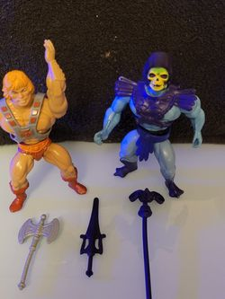 He Man And Skeletor for Sale in Port Orchard,  WA