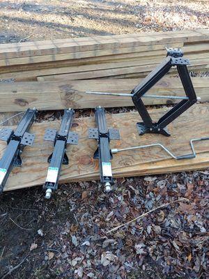 Trailer stabilizer jacks for Sale in Haverhill, MA