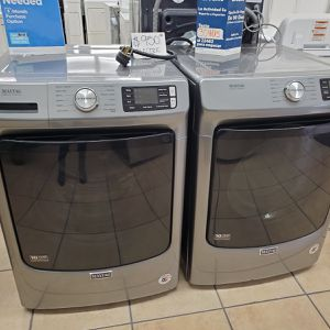 Maytag Electric Washer And Dryer Set for Sale in South Gate, CA