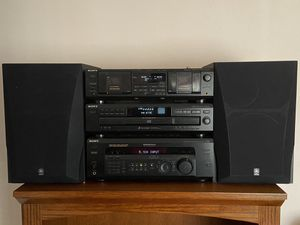 Sony Home Audio System for Sale in Canton, IL