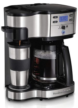 Hamilton Beach 2-Way Brewer Coffee Maker for Sale in Henderson, NV