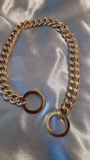 Gold choker for Sale in Etiwanda, CA