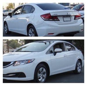 2015 Honda Civic LX 1 Owner MAKE OFFER for Sale in Covina, CA