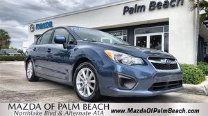 2012 Subaru Impreza Sedan for Sale in North Palm Beach, FL