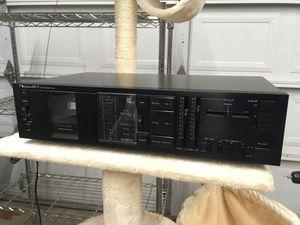 Nakamichi BX 2 tape deck for Sale in Bremerton, WA