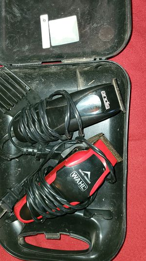 WAHL and andis CLIPPERS for Sale in Midland, TX