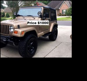 ֆ1OOO Jeep Wrangler for Sale in Riverside, CA