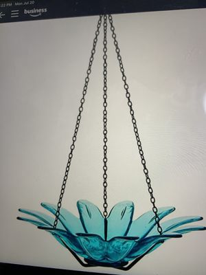 Hanging Bird Feeders, 3 colors to choose from. for Sale in Pasco, WA