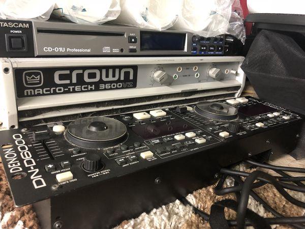 Demon 600 CD player