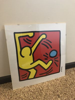 Keith Haring Print for Sale in Tacoma, WA