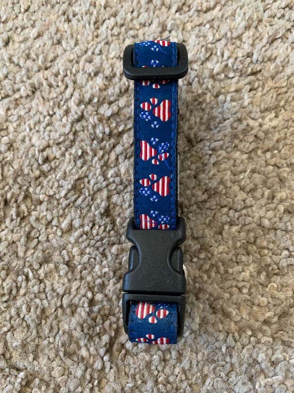 Adjustable dog collars - small dog