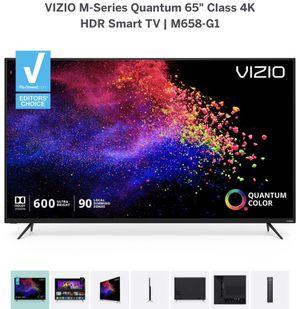 """Vizio M Series Quantum 65"""" for Sale in Riverview, FL"""