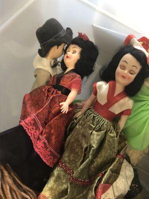 Assorted vintage dolls for Sale in Virginia Beach, VA