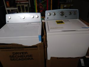 Kenmore washer and dryer set 50% off original price! for Sale in Detroit, MI