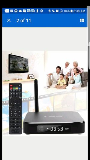 Android tv system for Sale in Bellefontaine Neighbors, MO