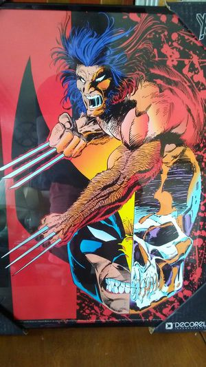 X-Men 4 collectible posters (1993) for Sale in Chicago, IL